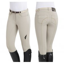 Equiline April Womens Knee Grip Breeches