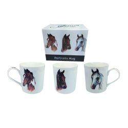 Grays Horse Portraits Mug