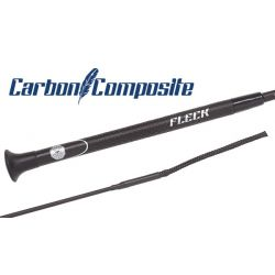 Fleck Carbon Composite Dressage Whip