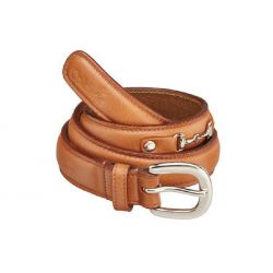 Caldene Saran Leather Belt