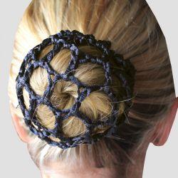 Equetech Crochet Bun Net