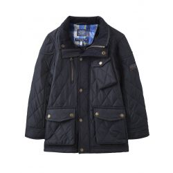 Joules Junior Stafford Boys Quilted Jacket