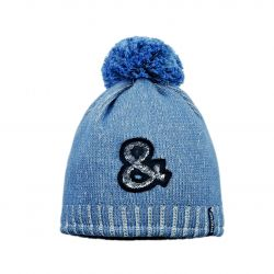 Pikeur Denim Look Woolly Hat