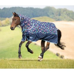 Shires Tempest Original 200 Combo Turnout Rug Dog Print