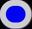 Blue/Silver