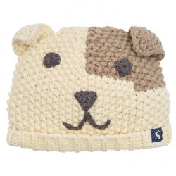 Joules Baby Chum Boys Character Hat Dog
