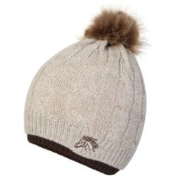 Platinum Marston Childrens Cable Knit Hat