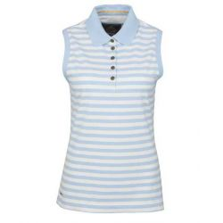 Toggi Holliston Ladies Sleeveless Polo Shirt