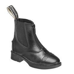 Brogini 401 Tivoli Piccino Childrens Synthetic Short Boot Zip Front