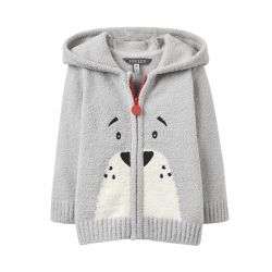 Joules Baby Grizzly Boys Chenielle Jumper