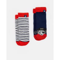 Joules Baby Terry Boys Character Socks Dog