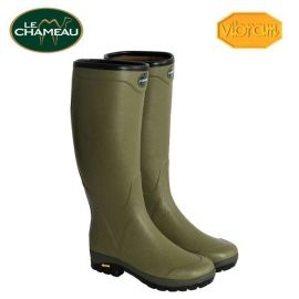 Le Chameau Country Vibram Welly