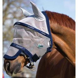 Horseware Rambo Plus Fly Mask Vamoose