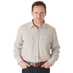 Sherwood Forest Tattersall Mens Shirt