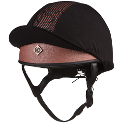 Charles Owen Pro II Plus Skull Cap Rose Gold