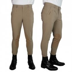 John Whitaker Horbury Mens Self Seat Breeches B076V2