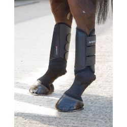 Shires Arma Cross Country Boots Hind