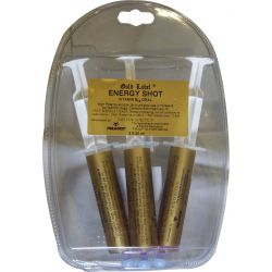 Gold Label Energy Shot Syringe Pack Of 3
