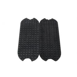 Bitz Fillis Stirrup Treads - Pair