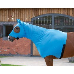 Shires Stretch Hood With Full Face
