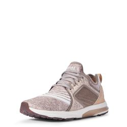 Ariat Fuse Womens Trainers Heathered Blush