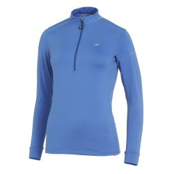 Schockemohle Sports Page Style Ladies Functional Shirt Sapphire