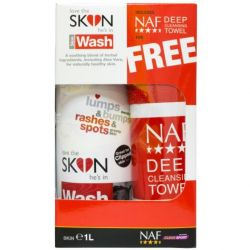 Naf Love The Skin He's In Skin Wash