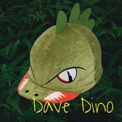 Equetech Dave Dino Hat Silk