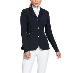 Ariat Galatea Womens Show Jacket Navy