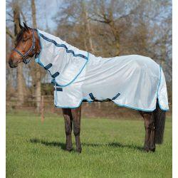 Horseware Amigo Bug Rug Azure Blue Aqua