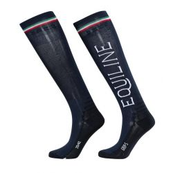 Equiline Team Unisex Socks Navy
