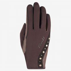 Roeckl Jardy Glove Mocha