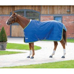 Shires Tempest Original 100 Stable Rug Blue