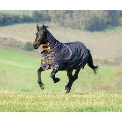 Shires Tempest Original 200 Turnout Rug And Neck Set Black