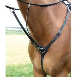 Shires Salisbury Three Point Breastplate