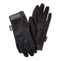 Ariat Insulated Tek Grip Gloves Black