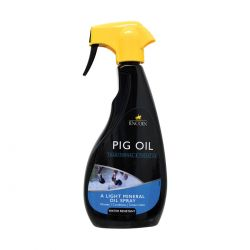 Lincoln Pig Oil Spray