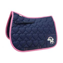 Hy Little Unicorn Saddle Pad