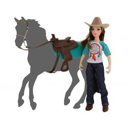 Breyer Classics Natalie Cowgirl