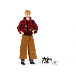 Breyer Traditional Farrier With Blacksmith Tools