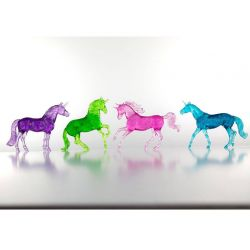 Breyer Stablemates Unicorn Gift Collection Set