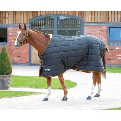 Shires Tempest Original 300 Stable Rug Black