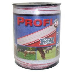 Corral Profi Fencing Tape 200m x 20mm