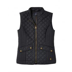 Joules Minx Ladies Quilted Gilet Navy