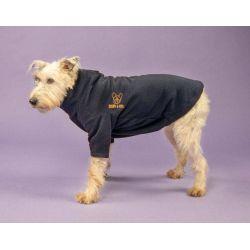 Digby And Fox Fleece Dog Jumper Navy