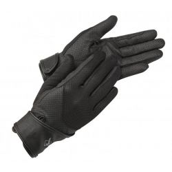 LeMieux Mesh Riding Gloves Black
