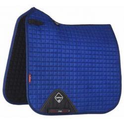 LeMieux ProSport Dressage Square Suede Benetton Blue