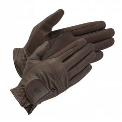 LeMieux Classic Riding Glove Brown