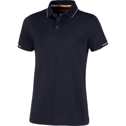 Pikeur Finno Mens Polo Shirt Night Sky