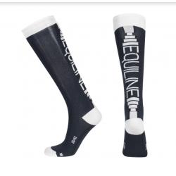 Equiline Corey Unisex Socks Blue